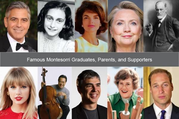 Famous Montessorians